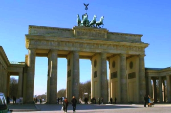 Das Brandenburger Tor in Berlin - DJ Berlin