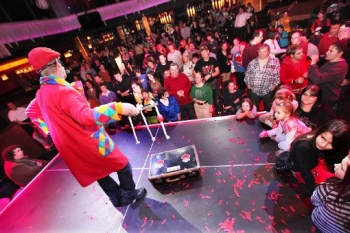 Kinder Entertainment mit Clown Ronny Ballony - DJ Baden-Baden