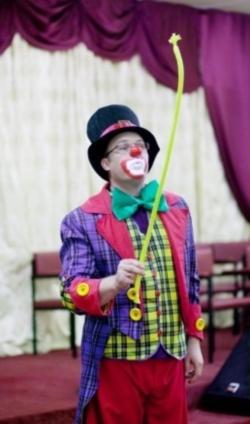 Clown Wowa für Ihr Kinderfest in Nordrhein-Westfalen