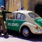 Comedypolizei - VW Oldtimer POLIZWEI