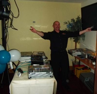Feiern Sie mit Ihrem DJ Barney - Hochzeits DJ