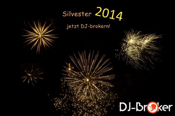 Feiern Sie mit einem Silvester DJ ins neue Jahr - DJ Silvester