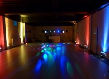 Ein Lichtkonzept von DJ Digger