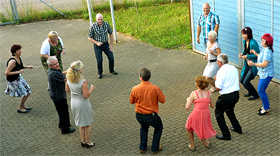 Tanzen üben im Vorfeld Ihrer Feier - Mit DJ Heniu