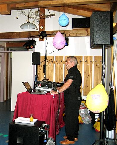Polnischer DJ Heniu