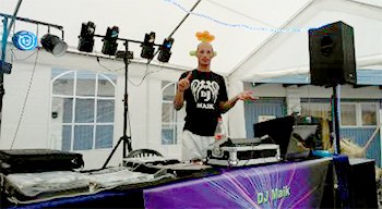 DJ Sachsen-Anhalt - DJ Maik für Ihre Feier in Sachsen-Anhalt