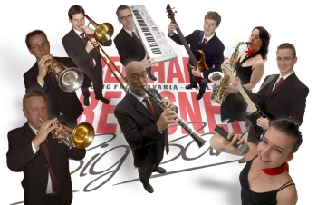 DJ Reinhardt und seine Big Band für Ihren Event in Bayern - Reinhardt Reissner Big Band