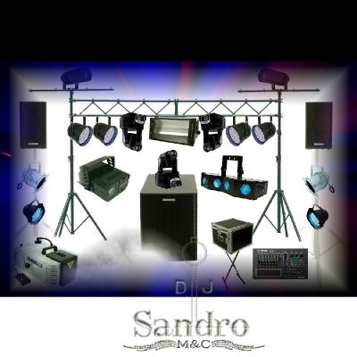 Mit unserem DJ Sandro wird Ihre Feier zum Event - DJ Zwickau