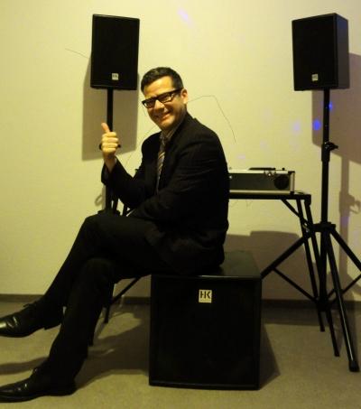 Ihr kompetenter DJ-Shine aus Berlin