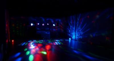 DJ Nürnberg - Mögliche Lichttechnik