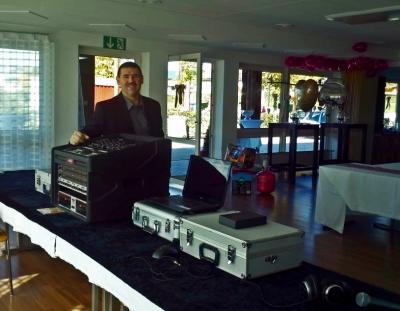 Hochzeits und Party DJ Jörg für Ihre Feier - DJ Düsseldorf