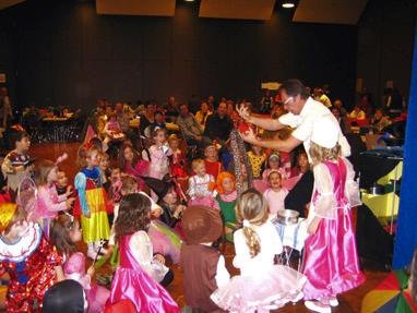 Magic Thomas - Ihr Kinderzauberer im Großraum Stuttgart - Kinderfest