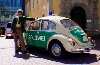 Oberwachtmeister Riemenschneider - Die Comedypolizei für Ihr Veranstaltung