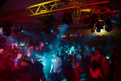 Club DJ Marcel bringt Stimmung in den Club - DJ Chemnitz