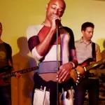 Percival Duke Solo oder mit Band bei DJ Broker