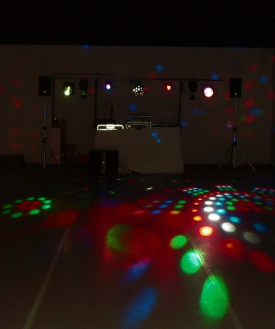 Professionelles Equipment für Ihr Event - DJ Franken