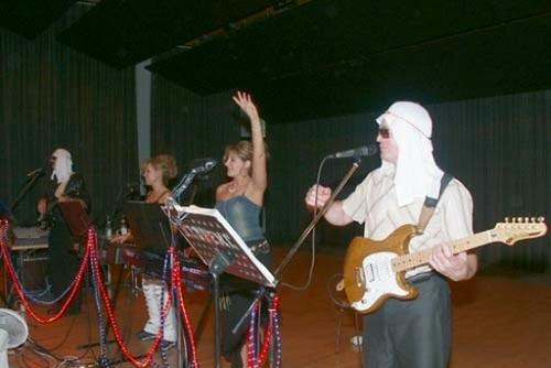 Russische Band Stupeni für Ihre russische Veranstaltung © by Stupeni
