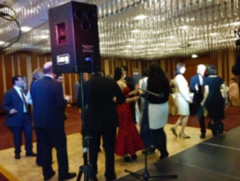 Türkische Hochzeit mit DJ Levi aus Bad Laasphe