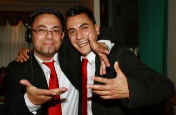 DJ Umut und DJ Arkin für Ihre türkische Feier - Istanbul Sounds Dream Team