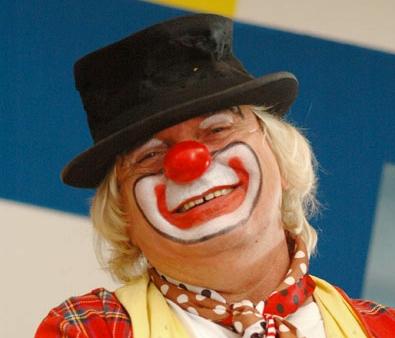 Zauberclown Charly für Ihr Kinderfest in Norddeutschland